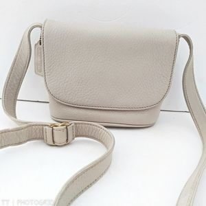 Vintage Coach Sonoma pebbled leather crossbody